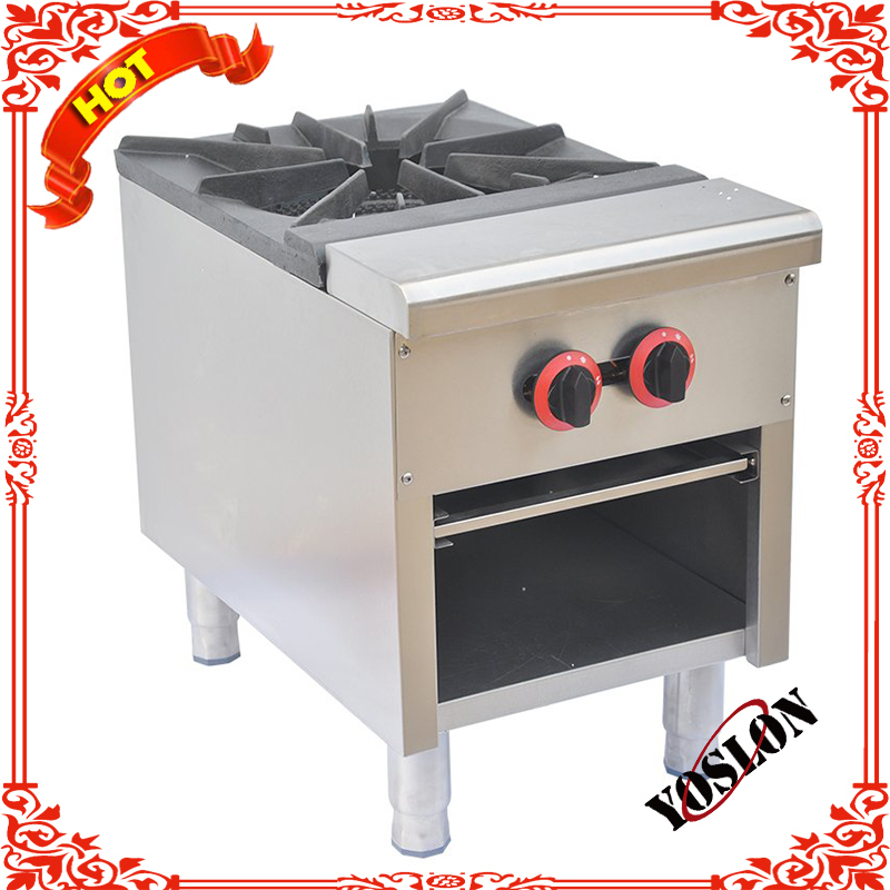 Blue Flame Kitchen: Italian Heavy Duty Blue Flame Cooker Single Burner Gas